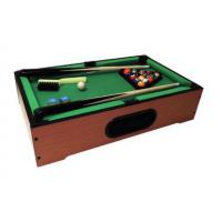 Mesa mini Pool verde