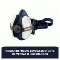 RESPIRADOR ELIPSE COMPLETO CON FILTROS P3/P100 ODORS WALL SPR337 ISP®