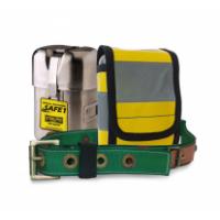 KIT AUTO RESCATADOR SAFE1 + FUNDA PROTECTORA + CINTURON MINERO