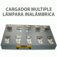 CARGADOR LAMPARA INALAMBRICA STEELPRO (10 UNIDADES)